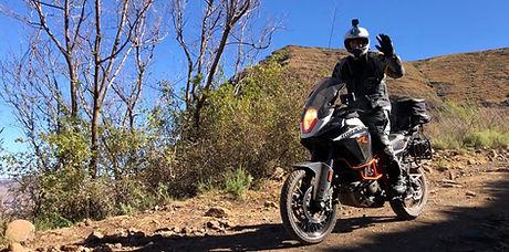 KTM Motorcycle Tour
