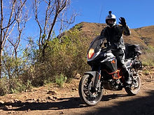 KTM Guided Motorcycle Tour