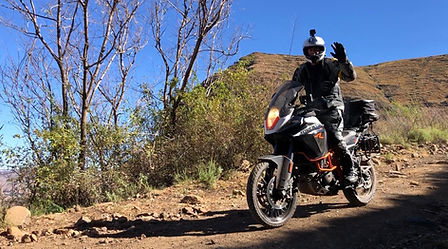 KTM Motorcycle Tour South Africa, Adventure bike tour
