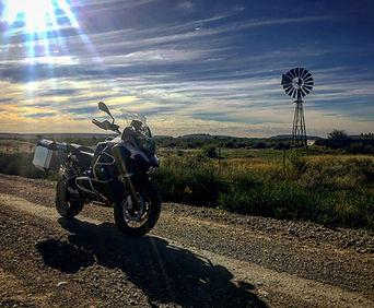 Karoo motorcycle tour