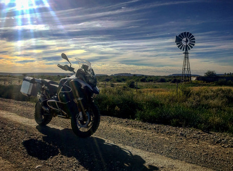 Ghosts of the Karoo- Uniondale...