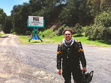 Bouwer Bosch Sani Pass Motorcycle Adventure