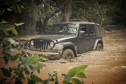 Jeep 4x4 Training