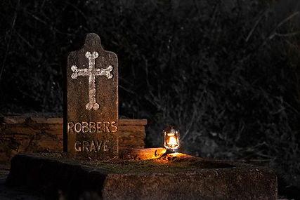 Robbers Grave Pilgrims Rest