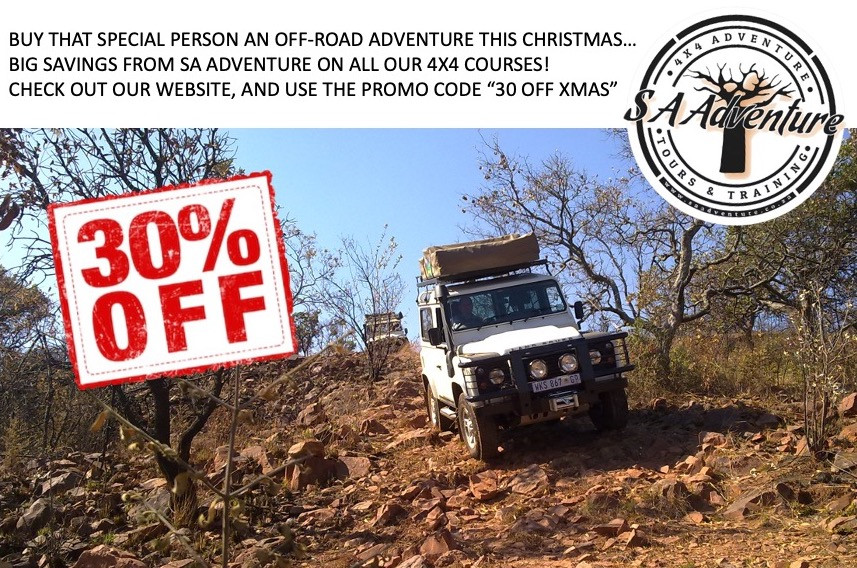 4x4 Training Pretoria