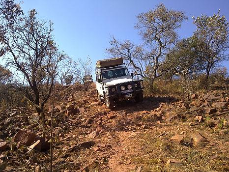 Land Rover 4x4 Training