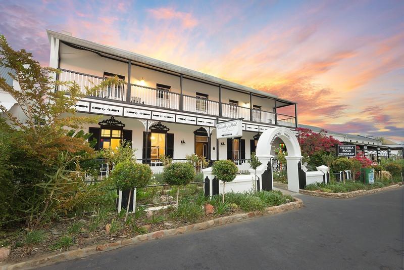 Swartberg Hotel | SA Adventure