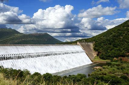 Loskop Dam Wall