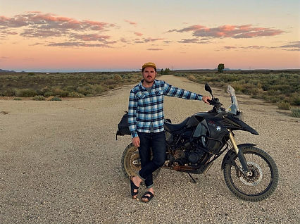Bouwer Bosch Motorcycle Tour, Adventure Motorcycle Tour