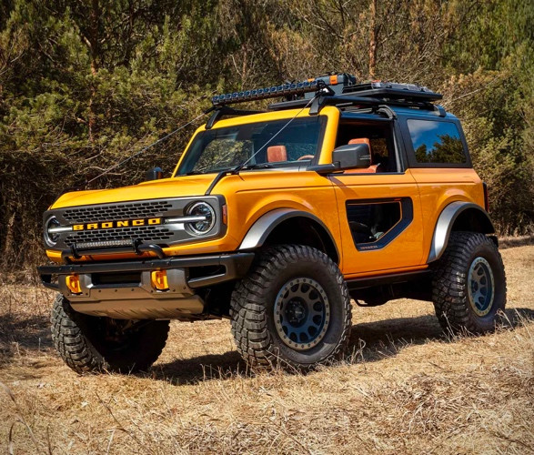 Ford Bronco South Africa