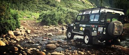 Lesotho 4x4 Tour
