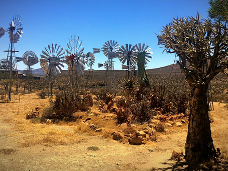 THE KAROO IS CALLING...