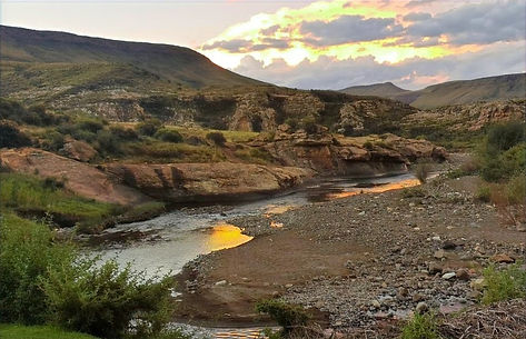 Lupela Lodge Lady Grey, Lady Grey 4x4 Tour, Off-Road Tour South Africa