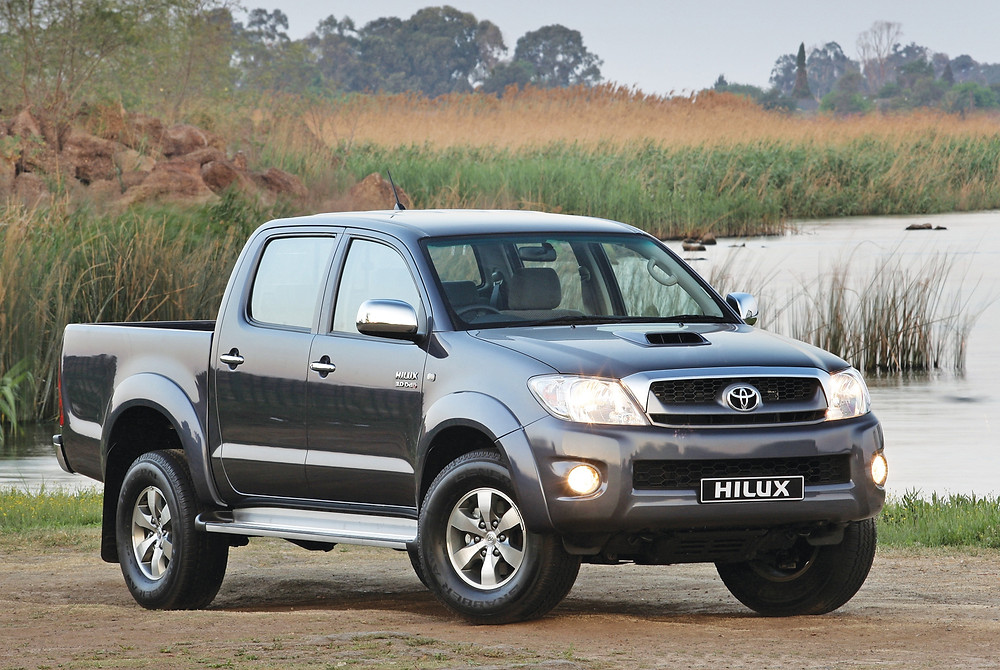 7th Generation Toyota Hilux