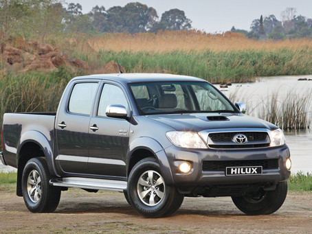 The Toyota Hilux, 7th Generation
