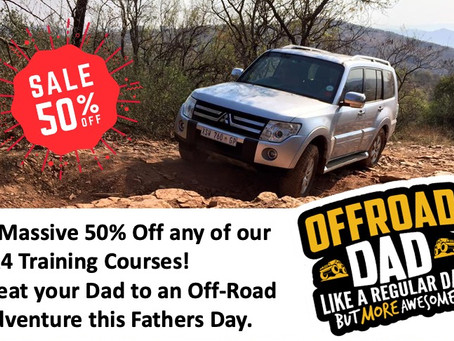 UNBELIEVABLE FATHER'S DAY SAVINGS...