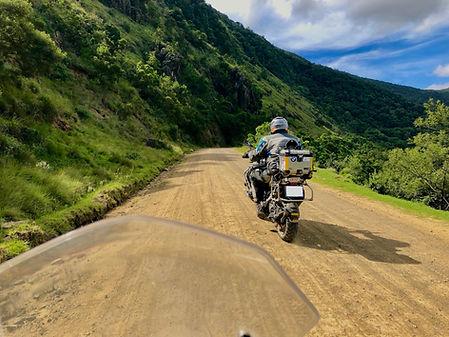 Eastern Cape Adventure bike riding