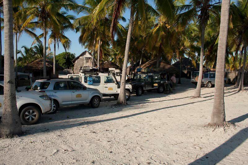 Hassan's Camp Mozambique