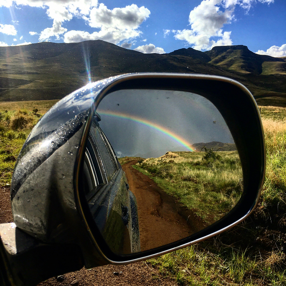 Rainbows and Silver Linings | SA Adventure
