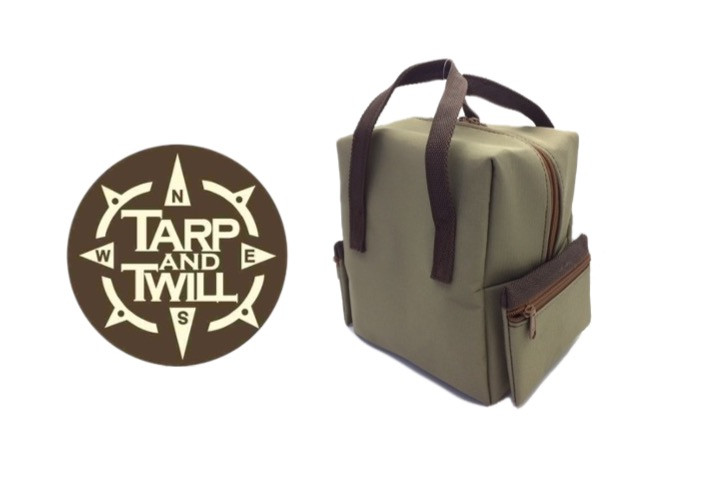 Tarp and Twill Bags and Accessories