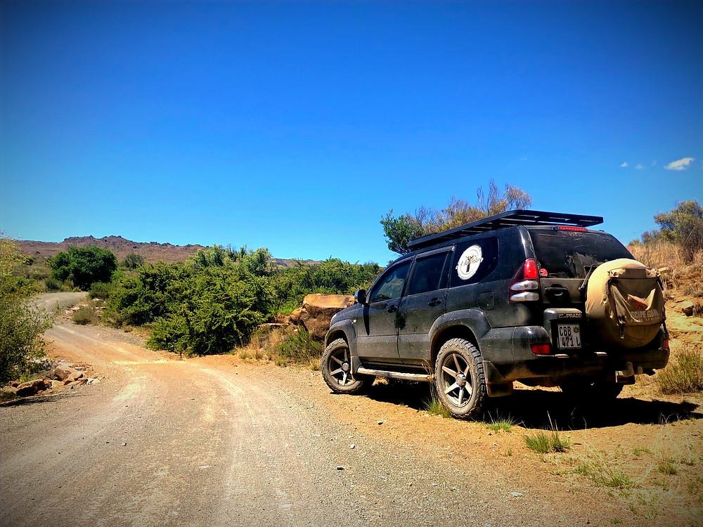 Karoo 4x4 tour