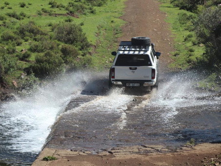 An Introduction to Adventure...The Great South African Escape 4x4 Tour...