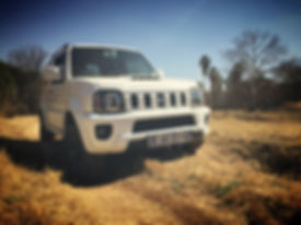 4x4 Training Suzuki Jimny
