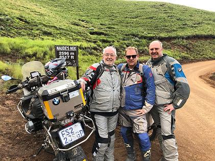 Ben Ten Eco Challenge Motorcycle