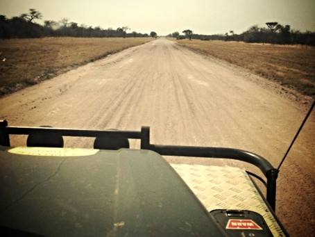 The Long and Winding Gravel Road....