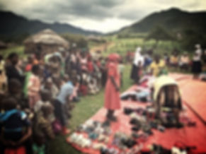 Hand Me Down Lesotho