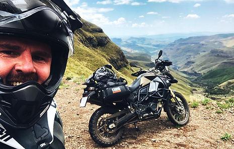 Bouwer Bosch Motorcycle Adventure, Adventure Bike Tour