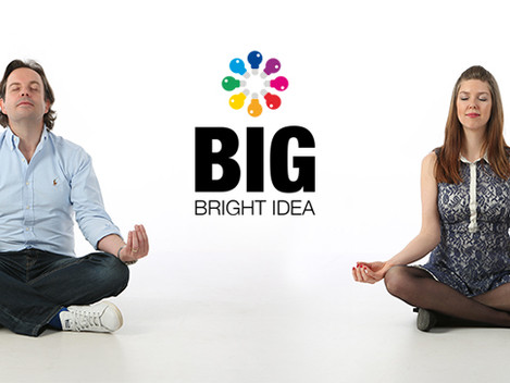 My Start-Up: The Big Bright Idea - Ian Simmonds (Founder)