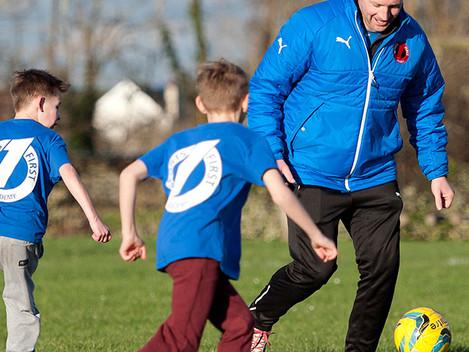 My Start-Up: Sports First Academy - Jamie Whittle (Founder)