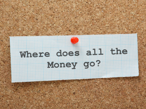 Where does all the money I make in the business go?
