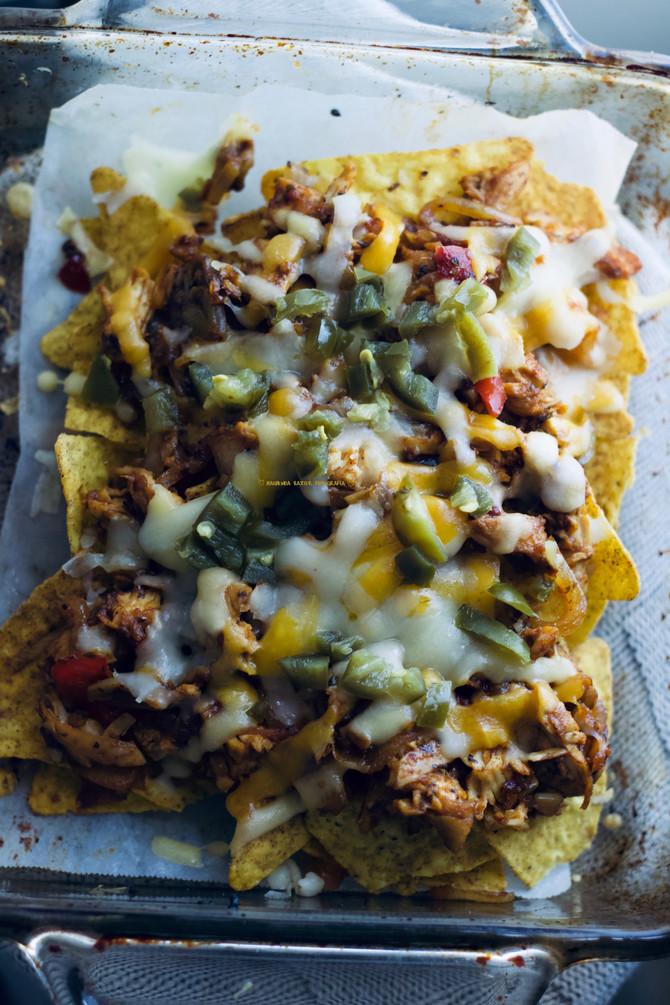 Mesquite Pollo nachoZ