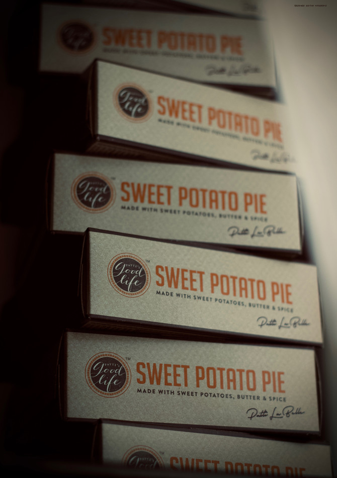 Patti's Sweet Potato Pie