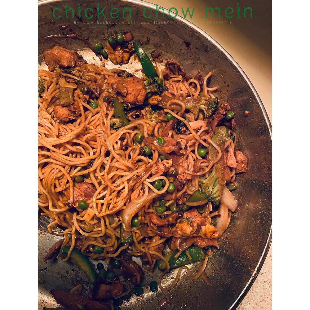 Shenda's Chow