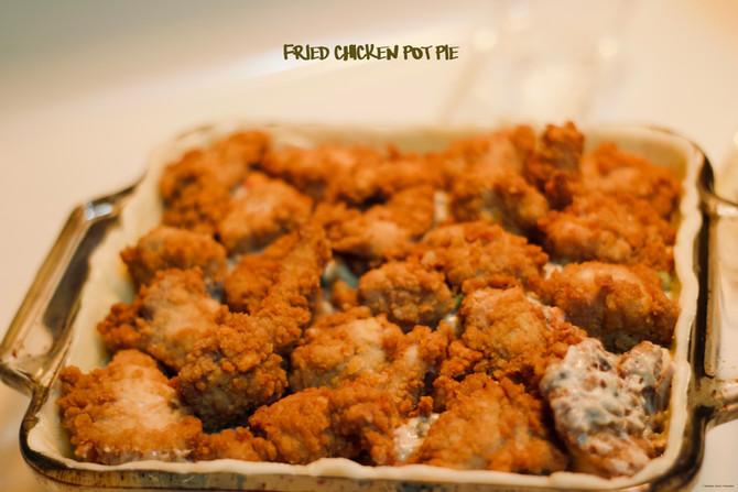 Hashenda's Fried Chicken Pot Pie
