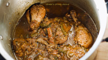 Shenda's Chucktown Styled Stewed Chicken