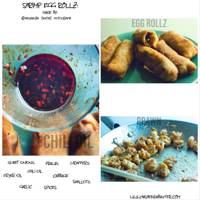 Egg Rollz w/souL