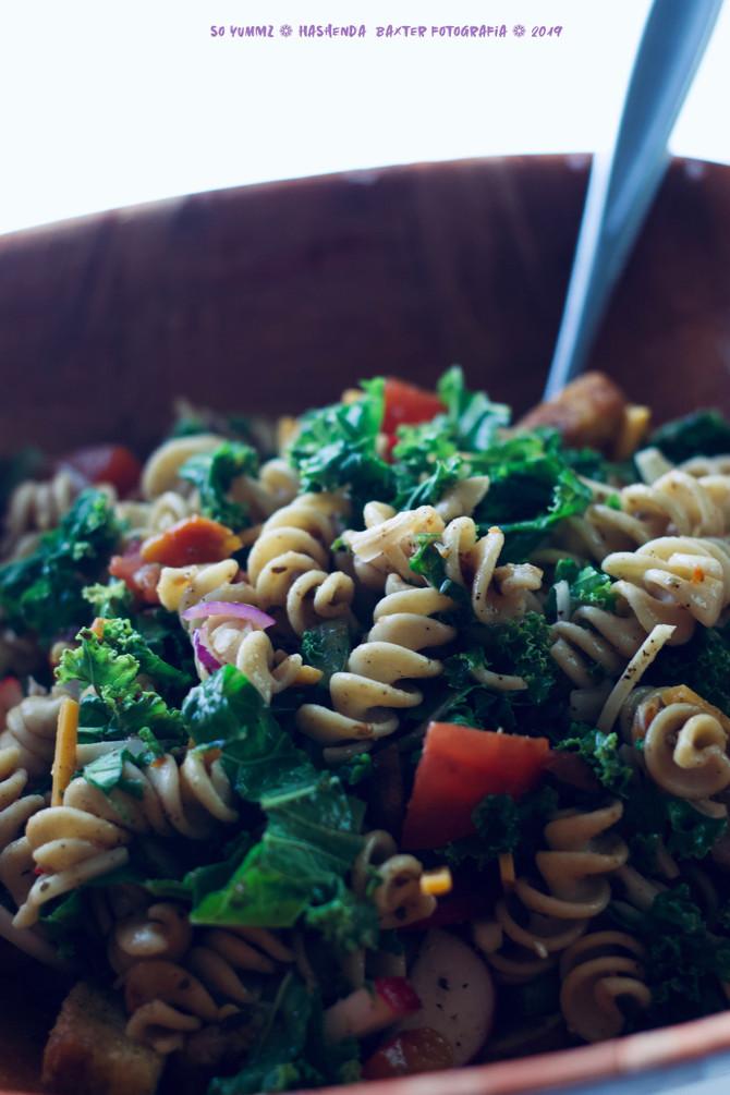 #Pasta/Salad ❁ So YummZ