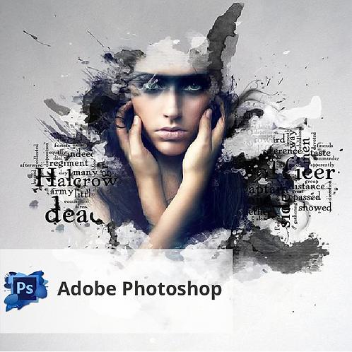 Онлайн. Adobe Photoshop. Изучение программы с обратной связью.