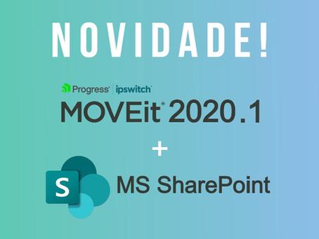 NOVIDADE! MOVEit 2020.1 já está disponível