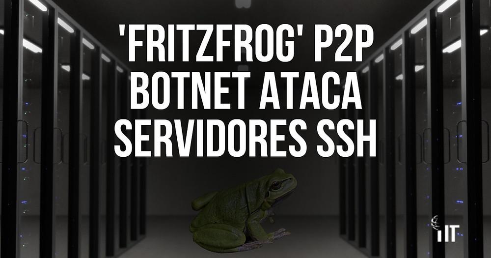 FritzFrog ataca servidores Linux por SSH