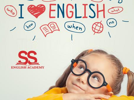 Tại sao nên học Tiếng Anh từ nhỏ?