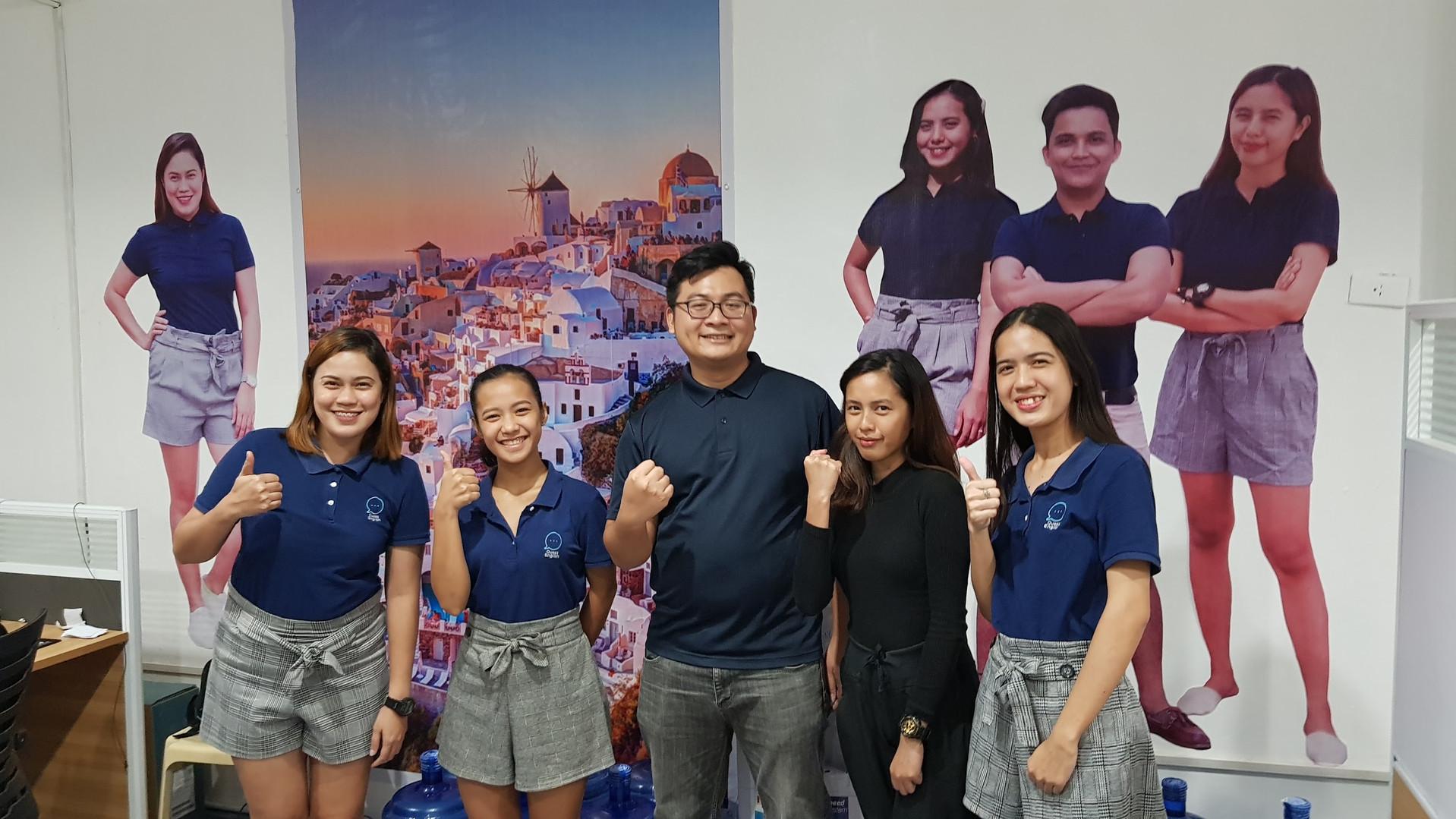 SS English Team @ Philippines