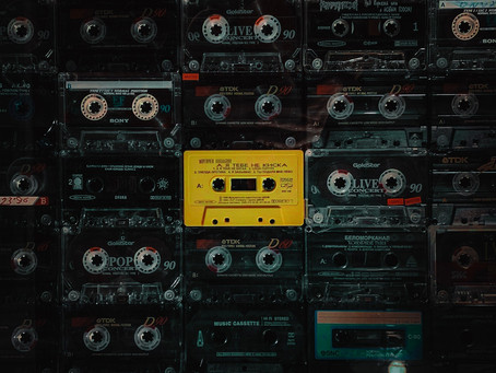 Digitizing Audio Cassettes