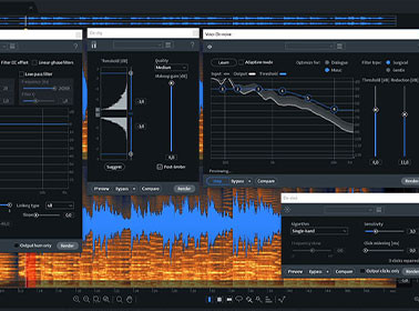 Audio Enhancement Software