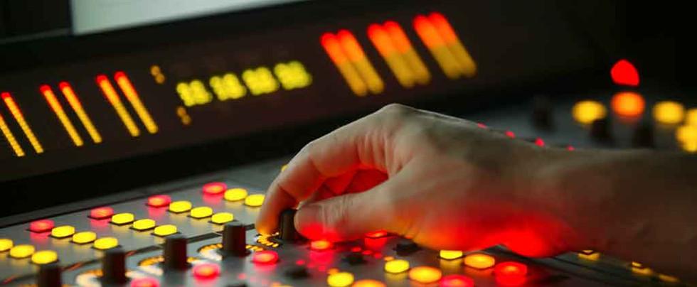Audio & Video Mixing