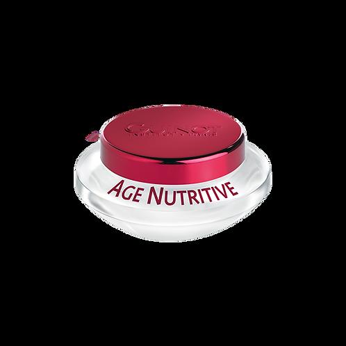 Crème Age Nutritive